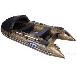 Лодка Gladiator Active С420AL Camo