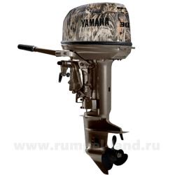 Лодочный мотор Yamaha 30 HMHS Camo 2-тактный