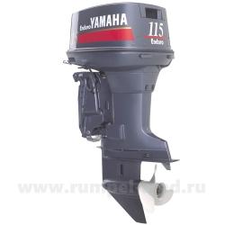 Лодочный мотор Yamaha E 115 AETL 2-тактный