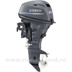 Лодочный мотор Yamaha F 25 GES 4-тактный