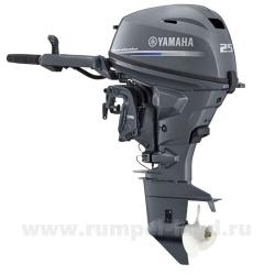 Лодочный мотор Yamaha F 25 GMHS 4-тактный