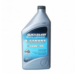 Масло Quicksilver 10W-30 (4-х тактное)