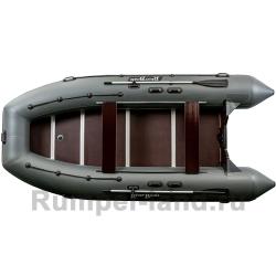 Лодка Ривер Боатс (RiverBoats) 450 Киль