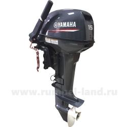 Лодочный мотор Yamaha 15 FMHL 2-тактный