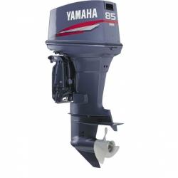 Лодочный мотор Yamaha 85 AETL 2-тактный