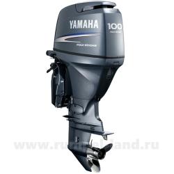 Лодочный мотор Yamaha F 100 FETL 4-тактный