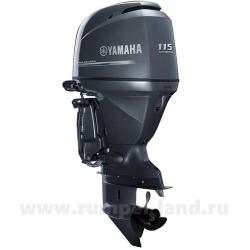 Лодочный мотор Yamaha F 115 BETL 4-тактный