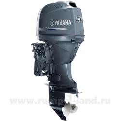 Лодочный мотор Yamaha F 50 DETL 4-тактный