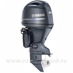 Лодочный мотор Yamaha F 80 DETL 4-тактный