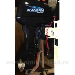 Защита винта на лодочный мотор Гладиатор