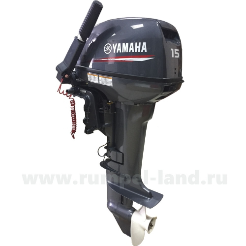 Лодочный мотор Yamaha 15 FMHS 2-тактный