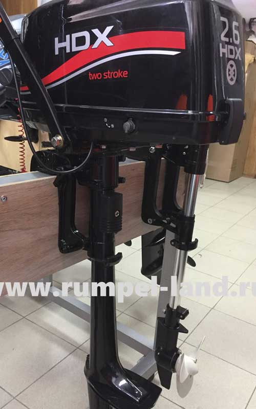 Инструкция лодочного мотора hdx 2.6