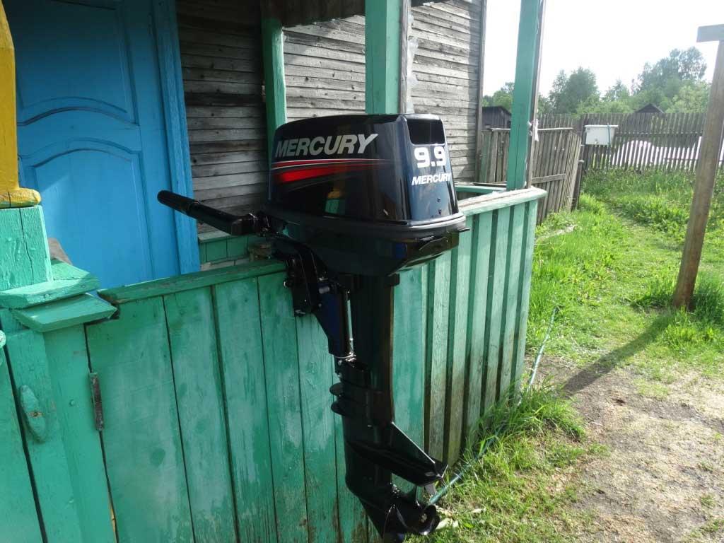 лодочный мотор mercury me 9.9 mh tmc купить