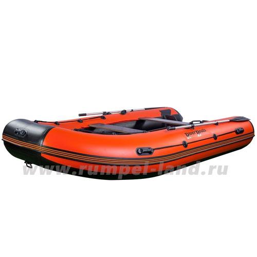 Лодка Ривер Боатс (RiverBoats) 390 Киль