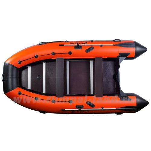 Лодка Ривер Боатс (RiverBoats) 430 Киль