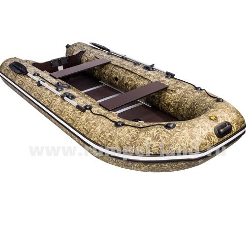 Лодка Ривьера Компакт 3600 СК Камуфляж