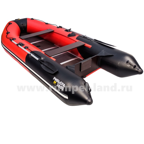Лодка Ривьера 3600 СК Компакт