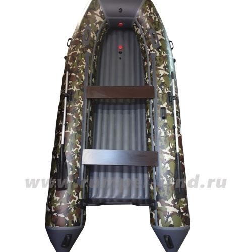 Лодка Orca 305НД Камуфляж