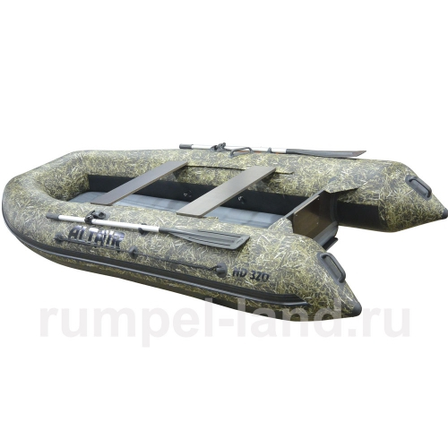 Лодка Altair HD 320 НДНД Mirage камуфляж