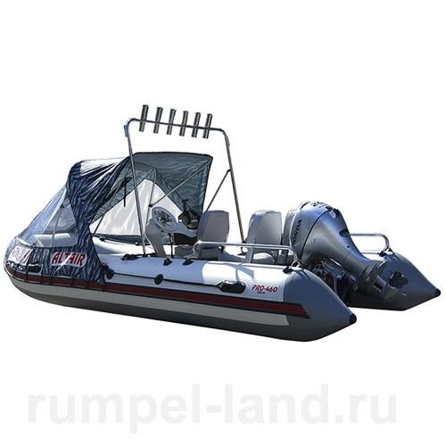 Лодка Altair PRO ultra 460