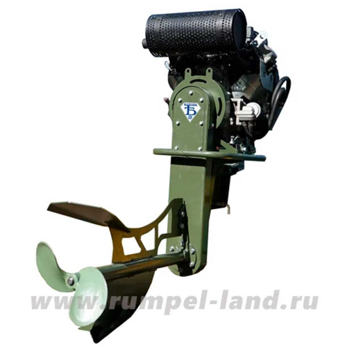 Болотоход БУРЛАК М-2 15
