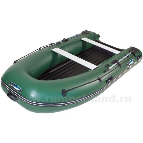 Лодка Gladiator Air E350LT с НДНД облегченная
