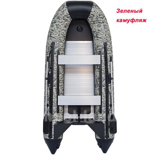 Лодка Сан Марин (SMarine) Standart-365 AL камуфляж