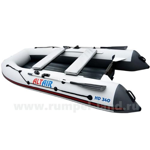 Лодка Альтаир HD 340 НДНД