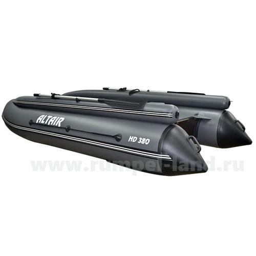 Лодка Altair HD 380 НДНД с фальшбортом