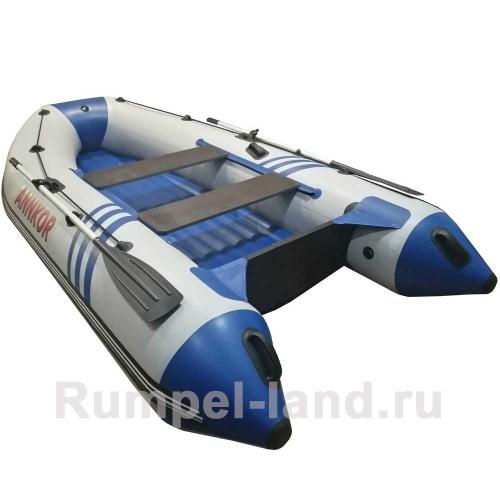 Лодка ANNKOR 380 НДНД