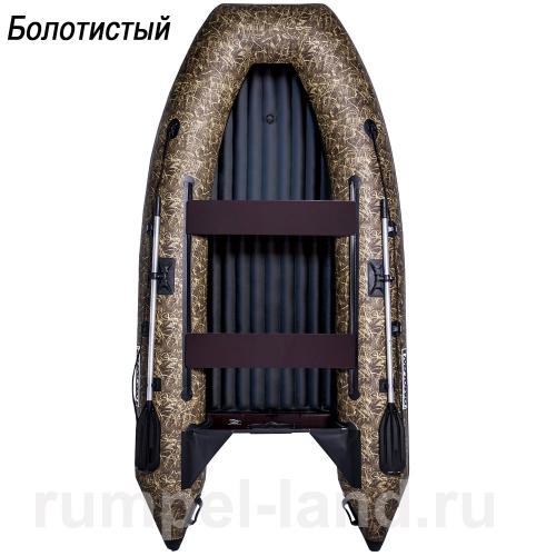Лодка Омолон (Omolon) SLD 360 IB болотистый