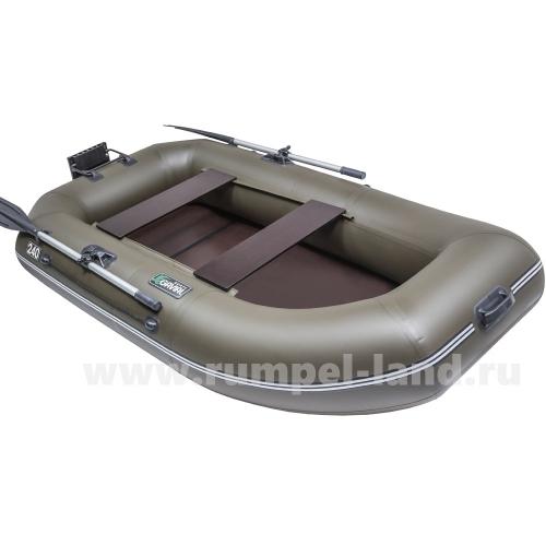 Надувная лодка Пеликан Гавиал 240НТ