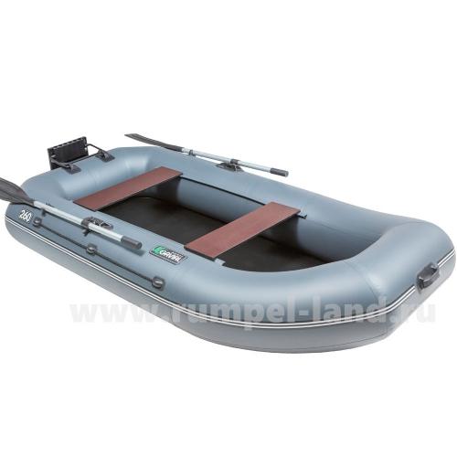 Надувная лодка Пеликан Гавиал 260НТ