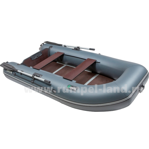 Надувная лодка Пеликан Гавиал 280CК
