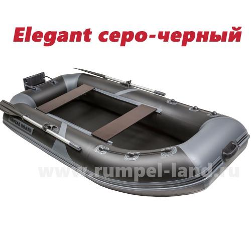 Надувная лодка Пеликан Гавиал 280НТ