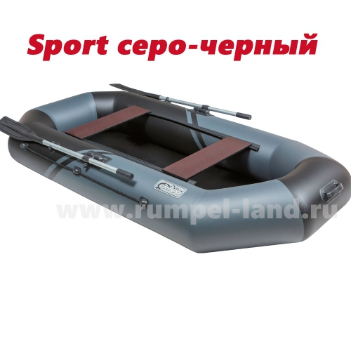 Надувная лодка Пеликан Гринда (Grinda) 290CК