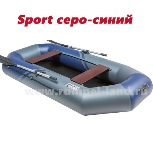 Надувная лодка Пеликан Гринда (Grinda) 260
