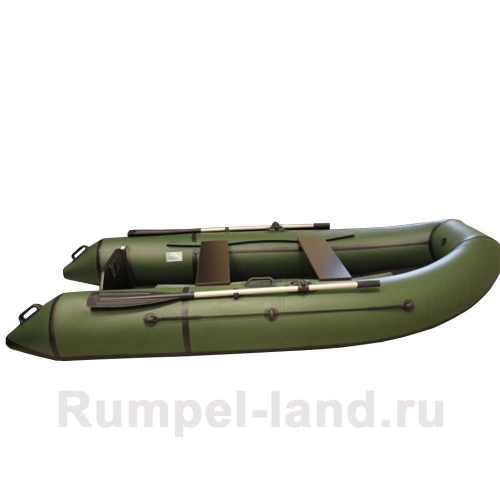Лодка Roger Hunter 3200 без привала