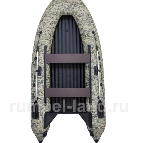 Лодка Омолон (Omolon) SLD 330 IB •Зеленый пиксель