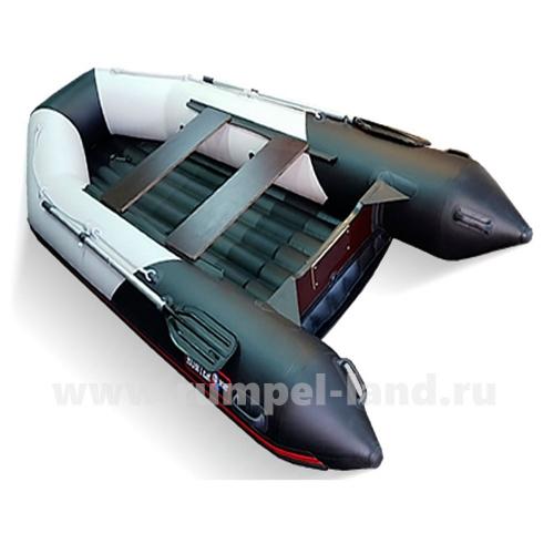 Лодка Хантер 345 ЛКА
