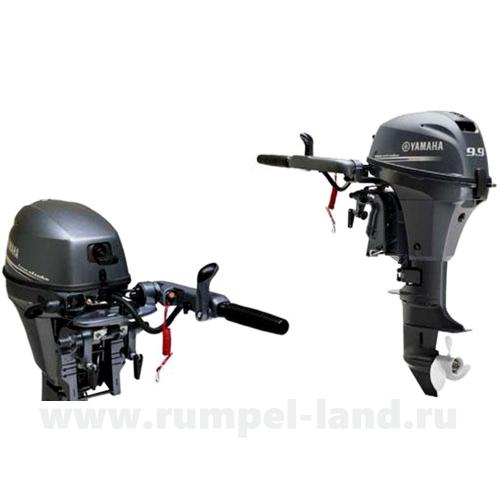 Лодочный мотор Yamaha F 9.9 JMHS 4-тактный