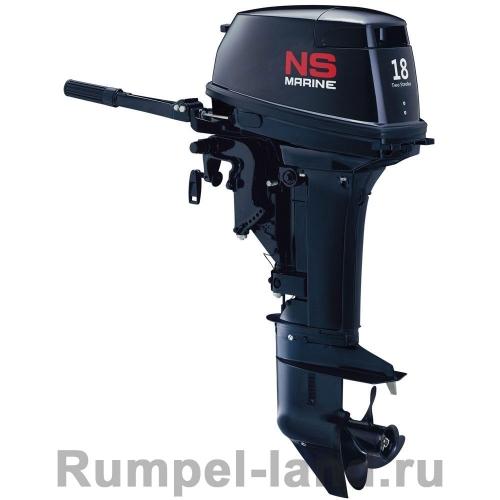Лодочный мотор NS Marine NM 18 E2 S