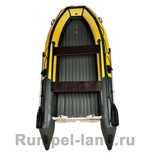 Лодка SKAT-Тритон-350 пластиковый транец