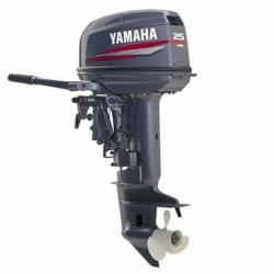 Лодочный мотор Yamaha 25 BMHS 2-тактный