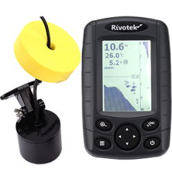 Rivotek Fisher 25 Dual