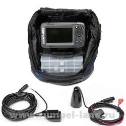 Эхолот Lowrance HOOK2-4X GPS ALL SEASON PACK (EU)