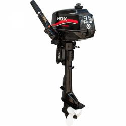 Лодочный мотор HDX T 3.6 СBMS R-Series