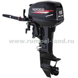Лодочный мотор Ханкай (Hangkai) 15 HP 2-тактный