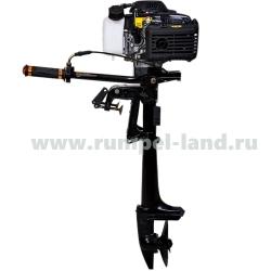 Лодочный мотор Ханкай (Hangkai) 3.6 HP 4-тактный