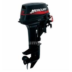 Лодочный мотор Mercury ME 15 ML SeaPro 2-тактный